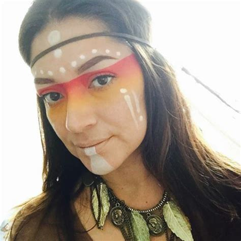maquillage indienne fille maquillage indien facile