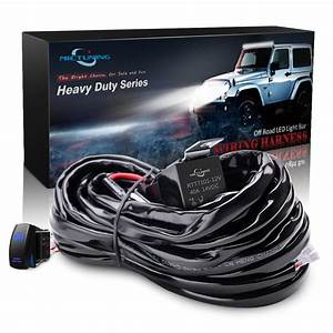 Wiring Harness For Off Road Lights Jeep Light Bar