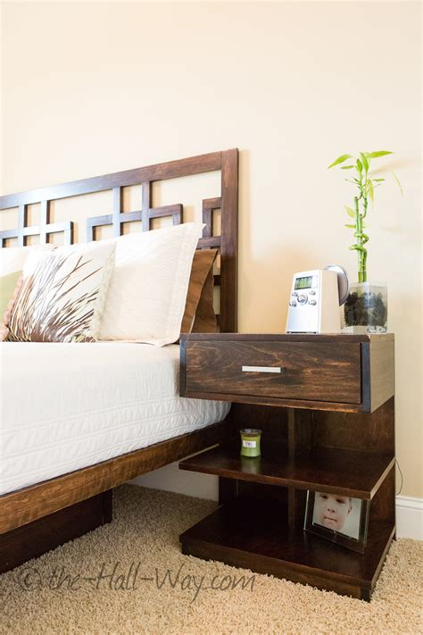 ana white argie bedside table nightstand diy projects