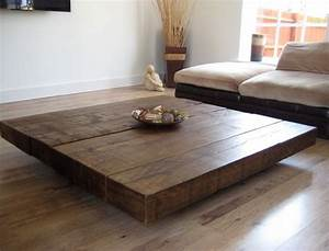 25 best ideas about large coffee tables on pinterest With large square coffee tables for sale