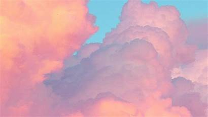 Cloud Sky Nature Desktop Aesthetic Laptop Macbook