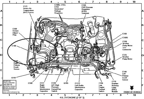 1997 Mustang V6 Engine Diagram my 1997 mustang gt recently developed a circuit