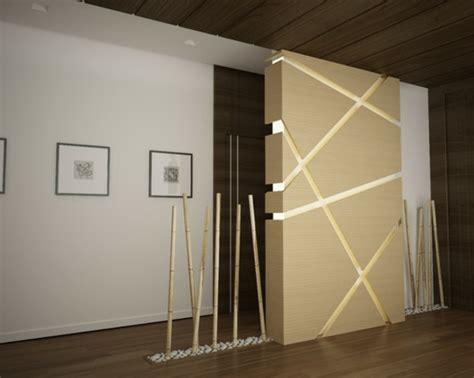 separation de cuisine le bambou décoratif va faire des miracles pour votre interieur