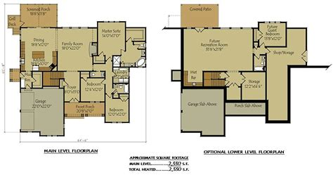 2 house plans with basement two house plans with basement beautiful front chalet