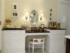 bathroom bathroom vanity with makeup table bathroom