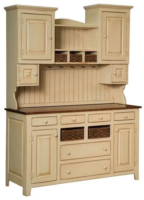 country kitchen furniture amish sadies hutch primitive kitchen country farmhouse