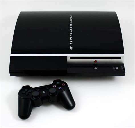 console ps3 used playstation 3 console 40gb system