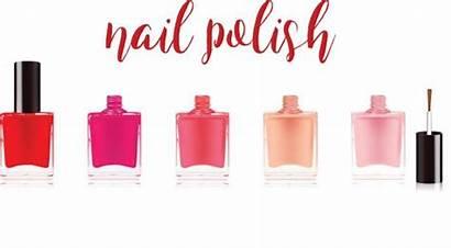 Nail Polish Bottle Vector Clear Clip Illustrations