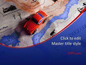 Red Powerpoint Backgrounds Free Travel Powerpoint Templates