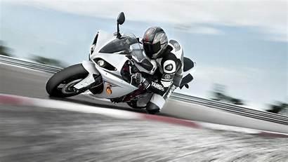 Yamaha Racing Yzf Motorbikes Bikers R1 Motor