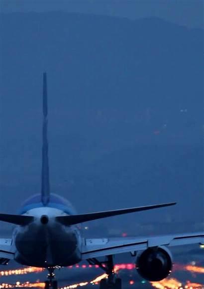 Airplane Plane Aircraft Vertical Aviation Osaka Gifs