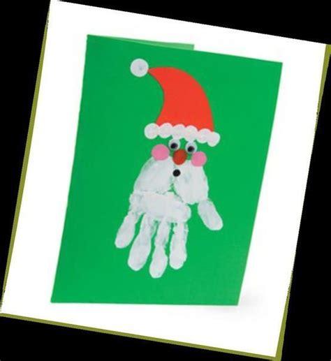 christmas card craft ks2 children 36 handprint craft ideas treasure every moment