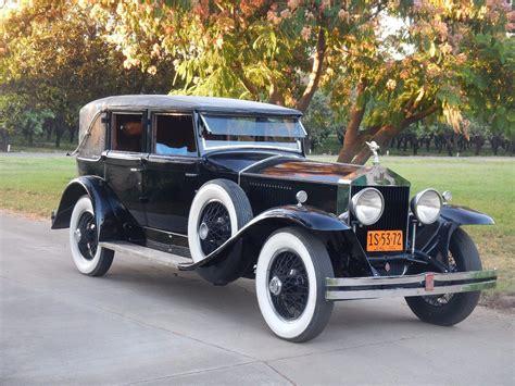 1930 Rolls Royce For Sale by 1930 Rolls Royce Phantom For Sale