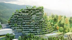 'Vertical forest' resort to be built in China by Cachet ...