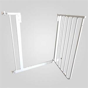 Barrière De Sécurité Pour Escalier : barriere de securite enfant extensible de 79cm 98cm ~ Dailycaller-alerts.com Idées de Décoration