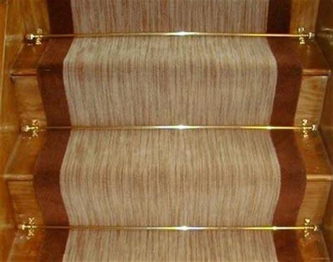 tapis de passage pour escalier  couloir flamme
