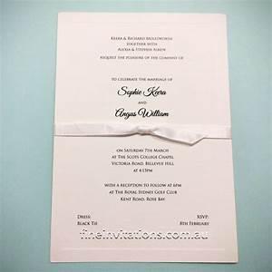 classic wedding invitations fine invitations sydney With classic wedding invitations sydney