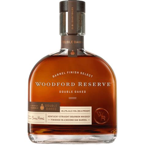 woodford reserve double oaked bourbon total wine