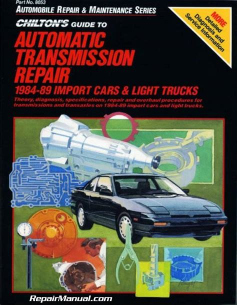what is the best auto repair manual 1984 pontiac 1000 engine control 1984 89 import cars light truck chilton transmission repair manual
