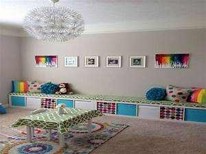 1000 ideas about ikea kids playroom on pinterest ikea With best brand of paint for kitchen cabinets with playing card wall art