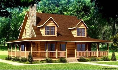 Cabin Log Homes Plans Designs Southland Beaufort