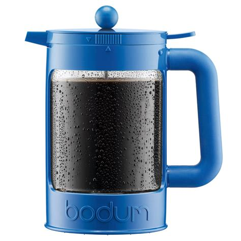 Takes too long to get your morning caffeine fix. Bodum Bean Iced Coffee Maker - 51 fl.oz. - Save 32%