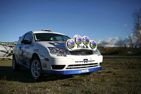Ford Rally Car by H R Ford Focus Rally Car H R Special Springs Lp