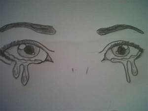 Sad Drawings Of People Crying - DRAWING ART IDEAS