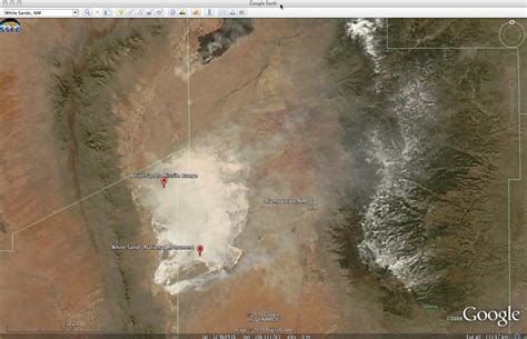 Blowing Dust In New Mexico And Texas Cimss Satellite Blog