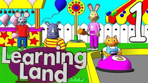 lets play learning land    funfair part