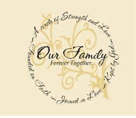 Quotes About Family Strength and Love