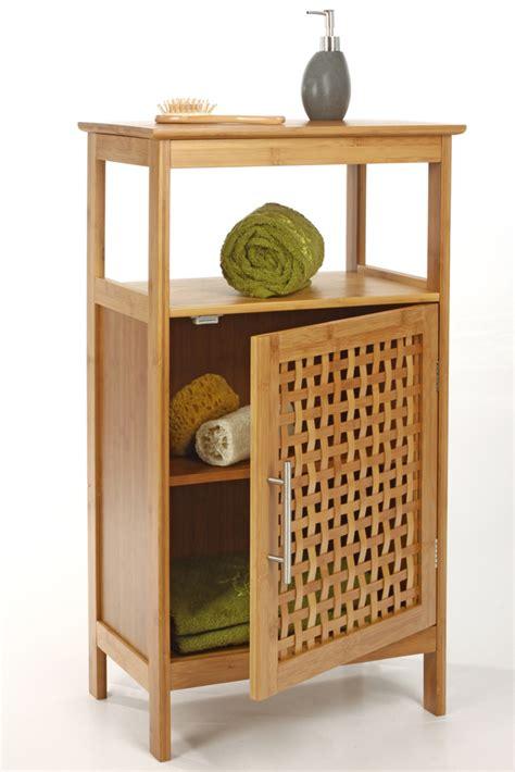 porte de meuble cuisine meuble sdb 1 porte bambou