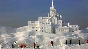 TOP 5 BIGGEST SNOW FORTS IN THE WORLD ( Insane Igloos ...