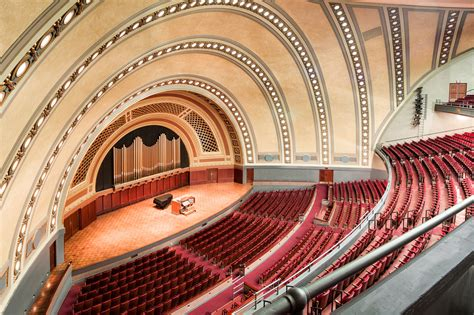 Hill Auditorium at University of Michigan | Designed by ...