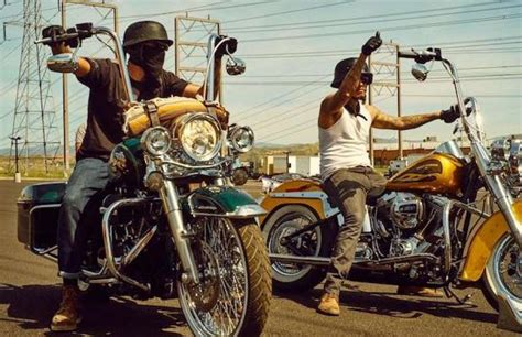 The Motorcycles From Mayans Mc