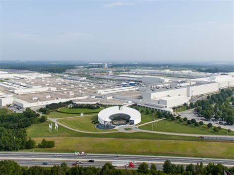 Worker At Bmw Plant Killed Immediately By Head Injuries