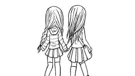 drawings of friends drawings gallery