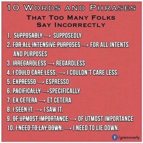 Proper Pronunciation Of Meme - life cheating on twitter quot 10 words and phrases people often say wrong http t co 1rrbbc2bjx quot
