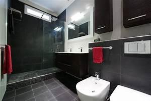 salle de bain idealbagni chic et design realise par l With architecte interieur salle de bain