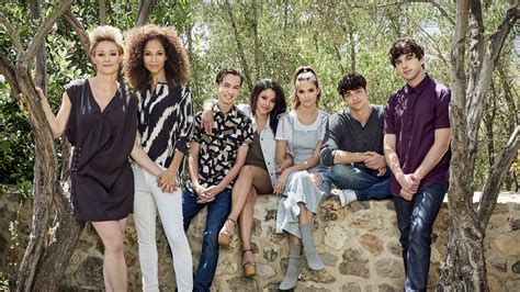 2018 The Fosters TV Show Cast