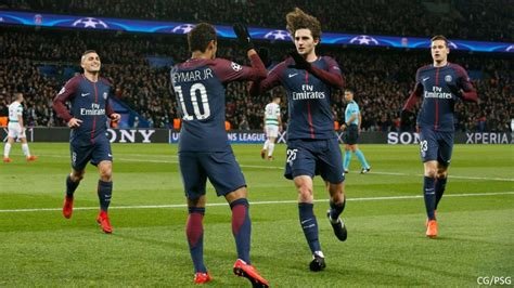 Match : PSG/Celtic (7-1), les performances individuelles ...