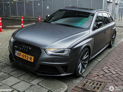 Audi Rs 4 2017 by Audi Rs4 Avant B8 20 March 2017 Autogespot
