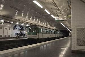 Paris M U00e9tro Line 12
