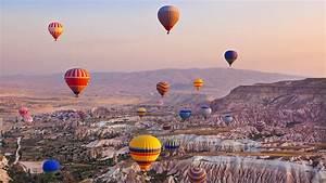 Selcuk Ephesus Turkey Cappadocia Hot Air Balloon Tour from ...