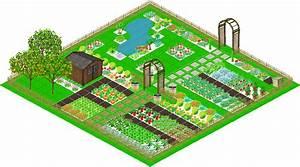 Aménager Son Jardin Logiciel Gratuit : application gratuite de dessin du plan de votre jardin potager ~ Louise-bijoux.com Idées de Décoration
