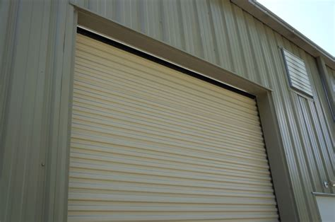 4 Foot Roll Up Garage Door by Shop Roll Up Doors What To Do About Gap At Top