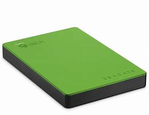 Close Up Of Seagate39s 2 Terabyte Hard Drive For Xbox One