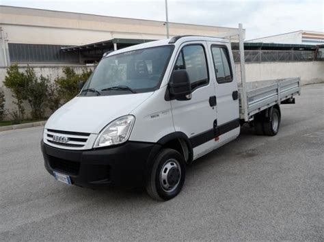 daily doppia cabina sold iveco daily daily 35c15 doppi used cars for sale