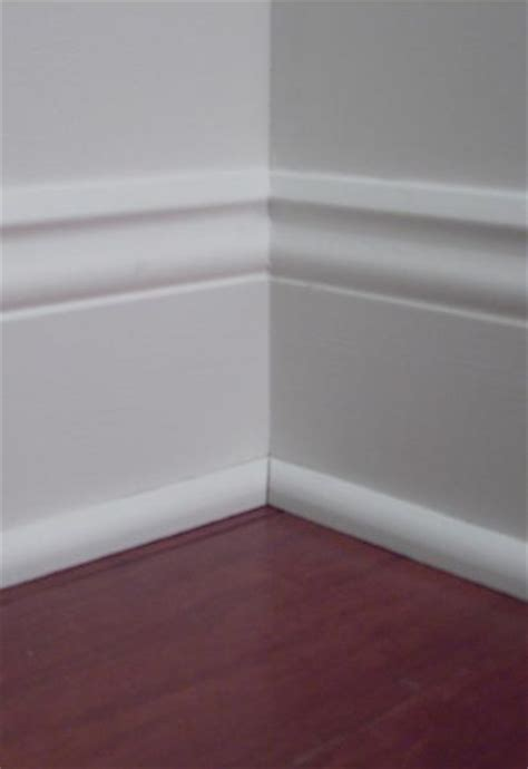Shoe Molding: Which do you like    painted or stained (see