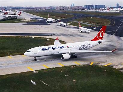 Turkish Airlines Airline Fly Aircraft Flight Maldives